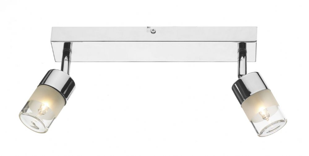 Artemis Double Wall Bracket Polished Chrome IP44 (Class 2 Double Insulated) BXART7750-17